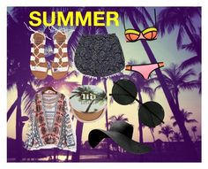 """""""Untitled #25"""" by perla-s-duenas-gonzalez on Polyvore featuring WithChic, Billabong and Urban Decay"""