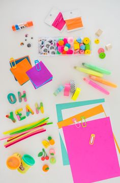 Kid's Art Kit DIY