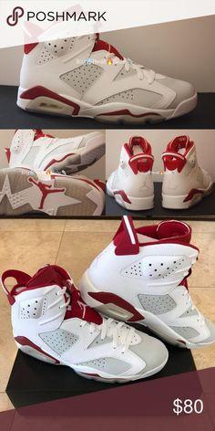"Air Jordan retro 6 "" alternates "" Condition : Damn near brand new Jordan Shoes Sneakers"