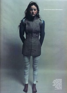 Devon Aoki - The Face October 1997