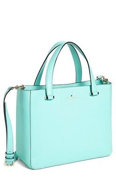 Light turquoise | Aqua | handbag