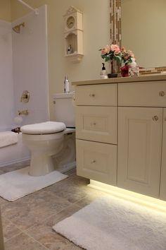 Bathroom Makeovers Wa warm natural environment shower createdlarge format tile, a