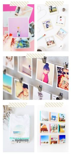 5 DIY Ideas for Your Instagram Photos + Friday Link Love