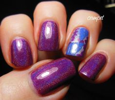 Crumpet Reviews - Too Fancy Lacquer The Viola Trio-A Current Affair