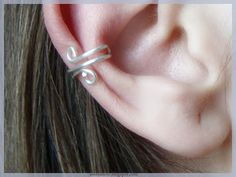 Make your own ear cuff