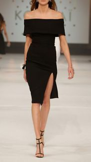 Kookai positano dress - black size 36 (8) | Dresses & Skirts | Gumtree Australia Gold Coast North - Hope Island | 1101893114