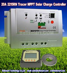 Belismart Tracer2215RN Solar controller Solar Tracker, Technology, Tech, Tecnologia