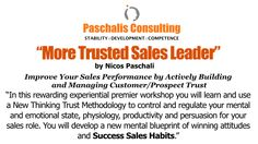 More Trusted Sales Leader