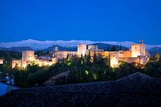 Alhambra Tickets and Tours, Sight-Seeing Granada, Seville and more! Malaga, Granada Andalucia, Granada Spain, Circuit, South Of Spain, Sierra Nevada, Luxury Holidays, Moorish, Monument Valley