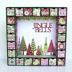 Kaisercraft Advent Calendar Kit | Artfull Crafts: Lowri - Kaisercraft Advent Calendar
