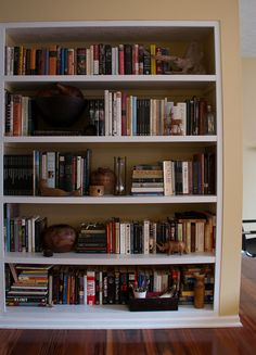 Genial Closet Converted To Bookshelves By Tracie_Conner, Via Flickr