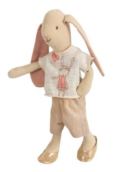 Maileg Mini Bunny wearing Spring Summer Clothing Maileg Spring Summer Collection 2014