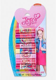 Jojo Siwa Lip Balm - 8 Pack