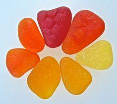 Tropical Seaglass | colorful rare sea glass from Hawaii's beaches