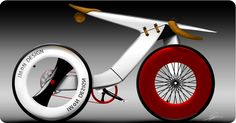 when you love to bike...and do not have back problems....maybe, but looks good though