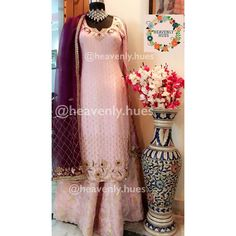 #handmade #vintage #local #onlineshopping #punjabi #punjabisuits #punjabigirl #punjabimutiyara #patialashahi #gorgeousgirl #chandigarh… Designer Punjabi Suits Patiala, Punjabi Suits Designer Boutique, Indian Designer Suits, Salwar Suits, Embroidery Suits Punjabi, Embroidery Suits Design, Embroidery Fashion, Embroidery Boutique, Phulkari Embroidery