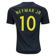 Nike Neymar Brazil Third Jersey 2017 - WorldSoccershop.com | WORLDSOCCERSHOP.COM