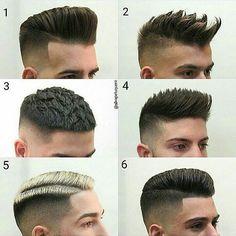 Whats your fav style ? ✂ Cc @silvapeluquero . . . . . . . #thedapperhaus #mensfashionreport #mensfashion #mensstyle #menwithstyle #menwithclass #fashionpost #gentleman #classy #dapper #menswear #fashion #mensfashionblogger #style #instagood #picoftheday #boss #sartorial #instastyle #beard #moda #motivation #upscale #instalike #hairstyle #menshair #hair #haircut #hairoftheday