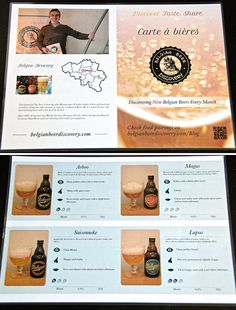 Belgian Beer Every Month from Belgian Beer Discovery | Expat Life in Belgium, Travel and Photography | CheeseWeb