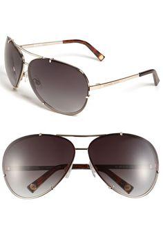 MICHAEL Michael Kors 'Stella' Aviator Sunglasses available at Nordstrom