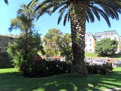Parte exterior do Forte de S. João Batista ou Castelo da Foz