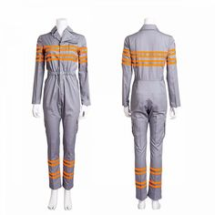 Ghostbusters Uniform Cosplay Costume could be customized. #JoyFay #Cosplay #Ghostbusters
