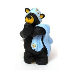 Amazon.com: Bearfoots Bear With Blankey Figurine by Jeff Fleming, 50115  MY COLLECTION