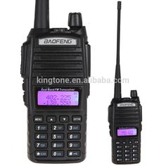 Handheld Vhf Uhf Walkie Talkie Boafeng Radio UV82