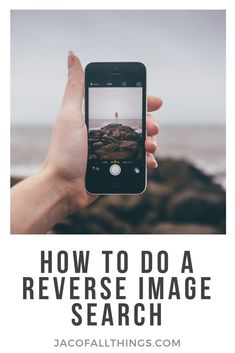 Learn how to do a reverse image search from your phone or computer! Google Image Search, Phone Lockscreen, Phone Logo, Reverse Image Search, Tech Hacks, Phone Hacks, Useful Life Hacks, Shopping Hacks, Iphone