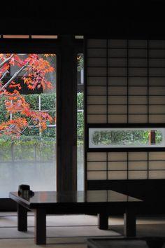 日本家屋、和室、障子/Japanese traditional room