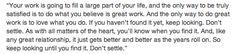 Steve Jobs, Stanford 2005 Commencement Speech.