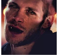 Klaus-The Vampire Diaries