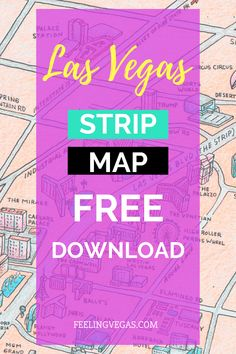 This Las Vegas Strip map shows all the major hotels and casinos… Las Vegas Strip Hotels, Las Vegas Deals, Las Vegas Tips, Las Vegas Today, Las Vegas Airport, Vegas Fun, Visit Las Vegas, Vegas Vacation
