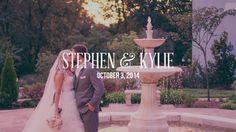 Stephen & Kylie Wedding