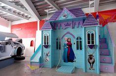 Parcourez les images de Chambre d'enfants de style  et de couleur  de camas y literas infantiles kids world. Inspirez-vous des plus belles photos pour créer votre maison de rêve.