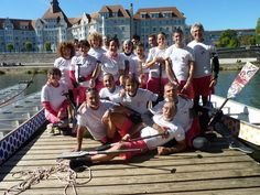 Team Dragon Boat Paddles – Hornet Watersports