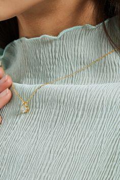 Featuring Round Shape 'Better Diamond' Best Diamond, Arrow Necklace, Diamonds, Joy, Shape, Color, Jewelry, Women, Jewlery