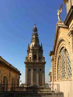 Barcelona, Museum, Notre Dame, Architecture, Building, Travel, Art, National Museum, Arquitetura