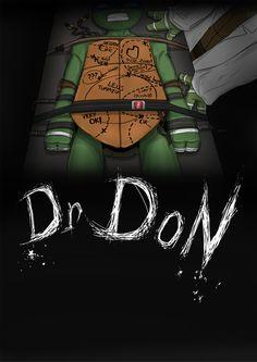 Dr. Don by Myrling.deviantart.com on @DeviantArt