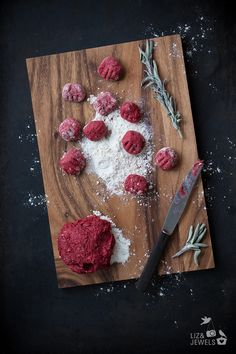 Rote Beete Gnocchi