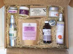 LOVE HER | Organic Pampering Skin Care Essentials