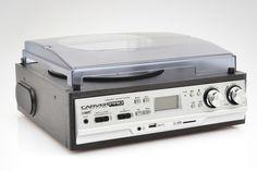 Tocadiscos Carver Pro, radio y cassette - Groupon junio 2015