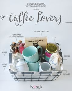 coffee care package