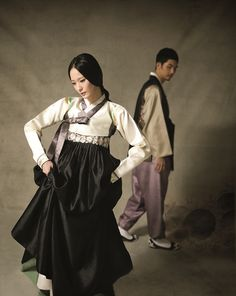 We want to wear clothes, Hanbok 燐