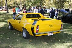 Ford Pinto Truck - The Pinchero by dave_7, via Flickr