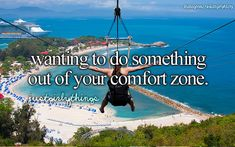 Wanting to do something out of your comfort zone - just girly things