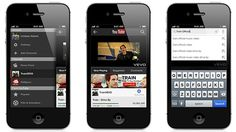 YouTube releases new iPhone app