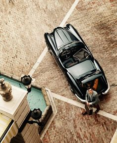 the car is waiting, dear.