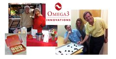 10 Years of Omega3 Innovations: Looking Back and Forward to the Future