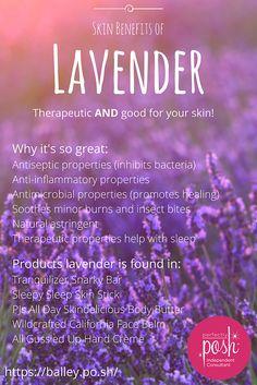 https://WildWoodRomancing.po.sh/ Skin Benefits of Lavender | Perfectly Posh